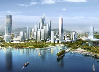 深圳前海深港合作区外围及流域上游水质改善工程-前海湾水动力改善工程设计监理
