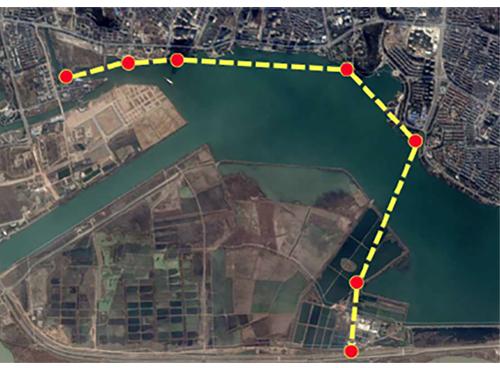 镇江市沿金山湖多功能大口径管道工程