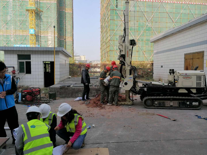 深圳某工业区城市更新项目场地环境调查项目