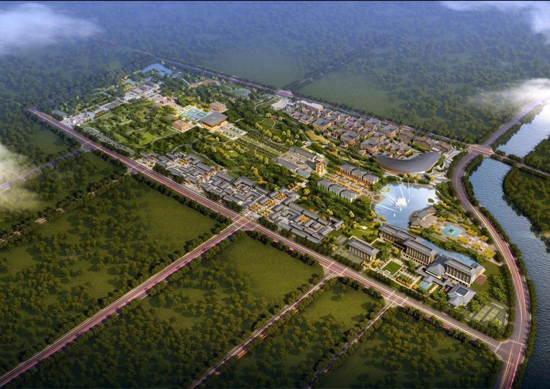 丝路通古今·天马迎天下——新地中联打造甘肃武威特色文旅项目风景园林设计