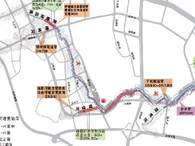 深圳市龙岗区君子布、田坑水黑臭水体治理